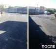 Асфальтирование стоянки по ул. Литовская, г. Курск